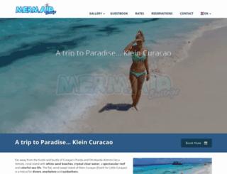 mermaidboattrips.com screenshot