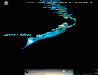 mermaidmelissa.com screenshot