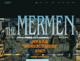 mermen.net screenshot