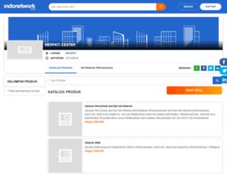 merpaticenter.indonetwork.co.id screenshot