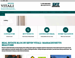 merrimackvalleymarealestate.com screenshot
