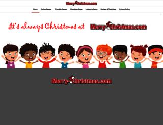 merry-christmas.com screenshot
