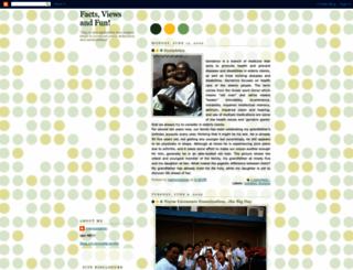 merrycreation.blogspot.com screenshot