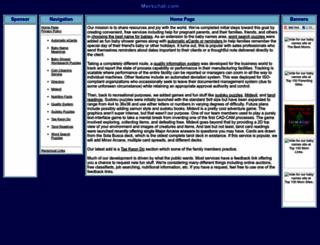 merschat.com screenshot