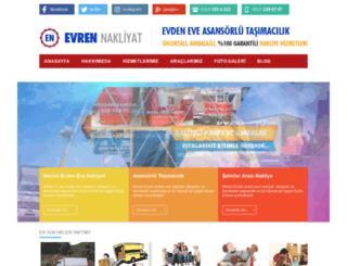 mersinevrennakliyat.com screenshot