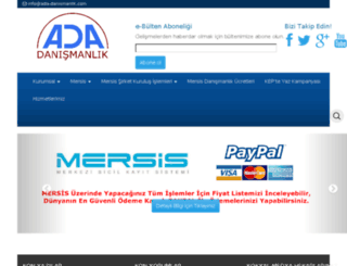 mersisdestek.net screenshot