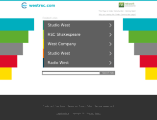 meru.westrsc.com screenshot