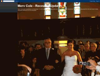 mervcole.blogspot.com screenshot