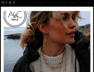 merxinc.com screenshot