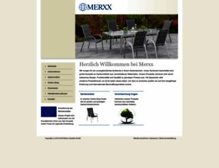 merxx.de screenshot