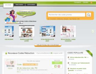 mes-bons-prix.com screenshot