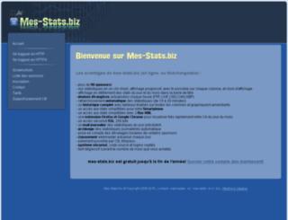 mes-stats.biz screenshot