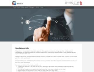 mes-usa.net screenshot