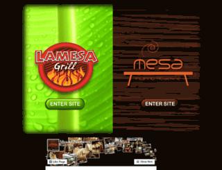 mesa.ph screenshot
