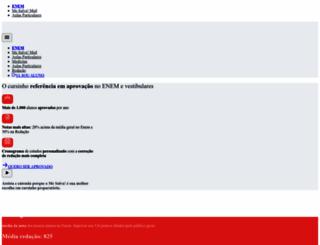 mesalva.net screenshot