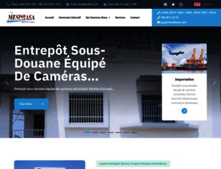 mesdhasa.com screenshot