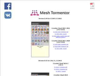 meshtormentor.com screenshot