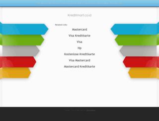 mesinusaha.kreditmart.co.id screenshot