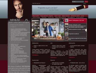 meskimbyc.pl screenshot