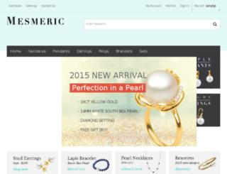 mesmeric.com.au screenshot