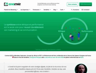 message-business.com screenshot