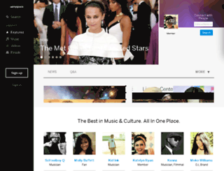 messaging.myspace.com screenshot