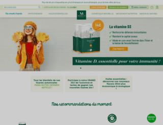 messegue.com screenshot