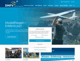 messen.dmfv.aero screenshot