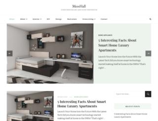 messhall.org screenshot