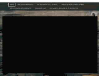 messiahsdisciple.com screenshot