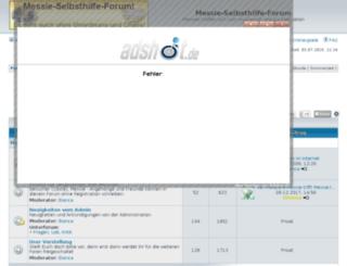 messieforumprivat.phpbb8.de screenshot