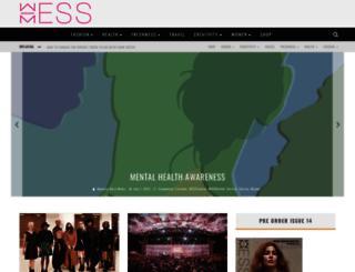 messmag.com screenshot