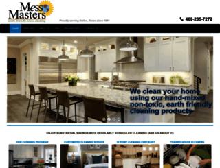 messmasters.com screenshot