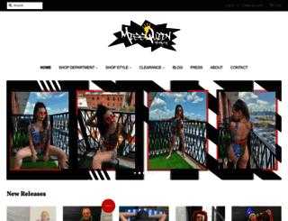 messqueen.com screenshot