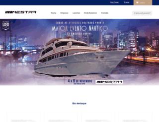mestraboats.com.br screenshot