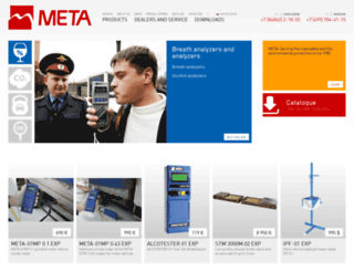 meta-moscow.ru screenshot