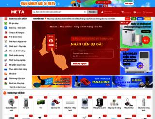 meta.vn screenshot