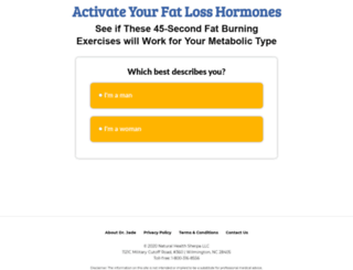 metabolickiller.com screenshot
