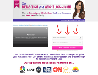 metabolismweightlosssummit.com screenshot