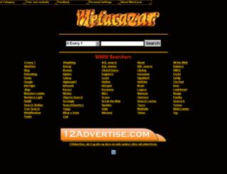 metacazar.com screenshot