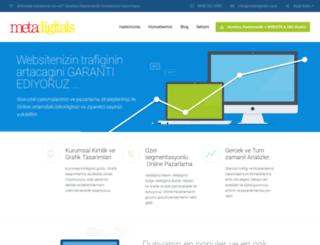metadigitals.com screenshot