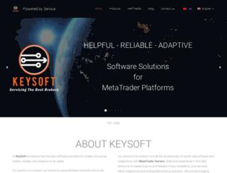 metafx-int.com screenshot