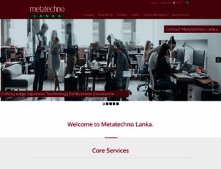 metalanka.com screenshot