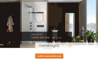 metalbagno.com.br screenshot