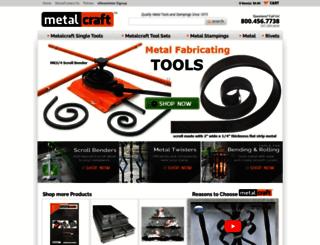 metalcraftusa.com screenshot