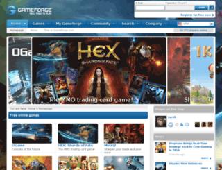 metaldamage.net screenshot