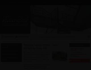 metallerie-odillard.com screenshot