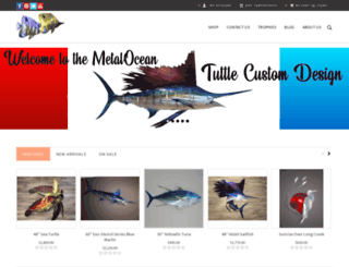 metalocean.com screenshot