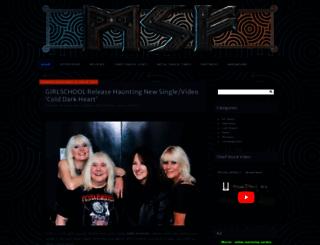 metalshockfinland.com screenshot