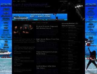 metalunderground.com screenshot